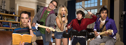 the bing-bang theory